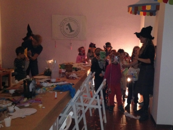 Halloween Monster Party 4